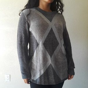 Vintage 90s Chenille SAG HARBOR Sweater